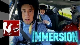 Immersion - Simulation Racer | Rooster Teeth