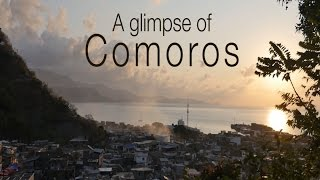 A glimpse of Comoros.