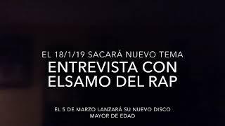 Entrevista con El samo del rap se viene nuevo disco