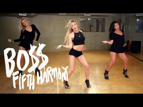 Fifth Harmony - BO$$ / BOSS (Dance Tutorial)