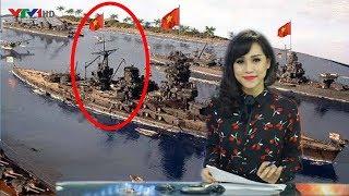 Tin Mới Ngày 14/08/2018 : Việt Nam công bố lệnh cấ,m ng,uy hi,ểm này ép Trung Quốc từ b,ỏ Biển Đông