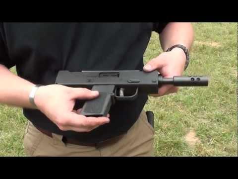 Masterpiece Arms 5.7x28mm Pistol