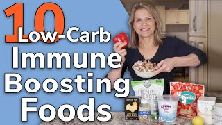10 Immune Boosting Foods That Are Low Carb