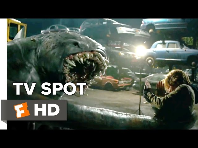 Monster Trucks TV SPOT - Grab (2017) - Lucas Till Movie
