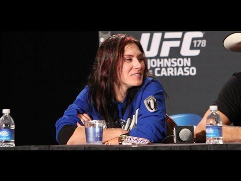 Cat Zingano: No Excuses  (UFC 178 Post Press)