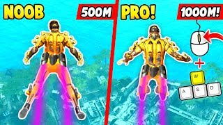 HOW TO FLY WAY FURTHER w/ BALLOONS! (Apex Legends Funny & Epic Moments #5)