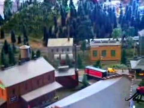 Kelowna Orchard and Model Train Museum Video