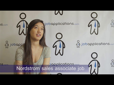 Nordstrom Interview - Sales Associate