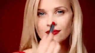 AVON Shine Attract lipstick - Color Shine All in One - YouTube.flv