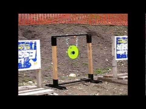 AR500 Steele Plate vs. .223 & .308 @ 175 yards