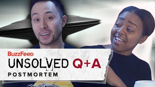 Alien Abductions - Q+A