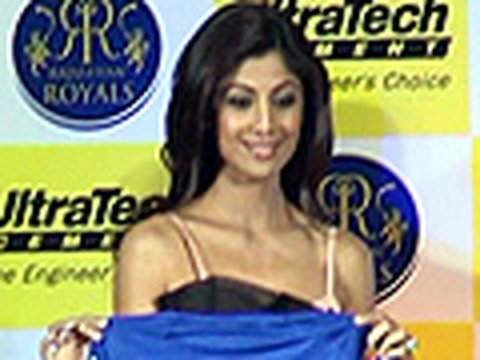 Shilpa Shettys Rajasthan Royal Video and Tie-up with Ultra Te