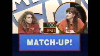 Match Game 90 Episode 4 (Entire)