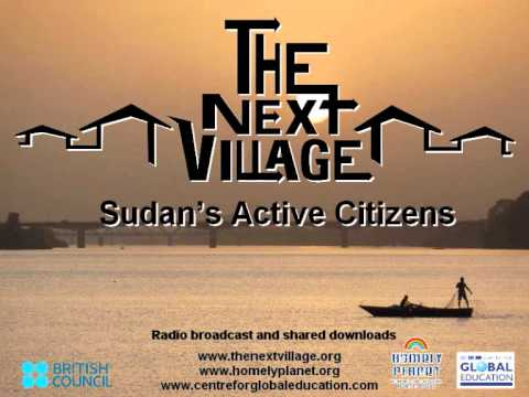 The Next Village - Sudan's active citizens