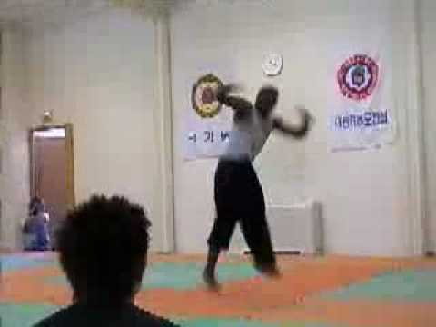 Kung Fu Tricks Video