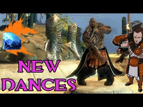 Guild Wars 2 | New Dances!
