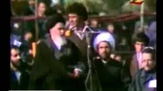 فیلم کامل سخنرانی امام در 12 بهمن 57