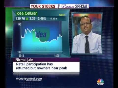 Prefer Idea Cellular, Bharti Airtel: Rajesh Agarwal