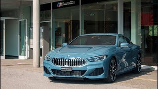 THE 2019 BMW 8-SERIES / FIRST LOOK