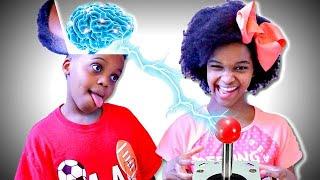 Bad Baby Shiloh LOSES HIS BRAIN! - Shasha and Shiloh - Onyx Kids