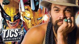 Wolverine Role Wanted By Jason Momoa - But Is He Allowed