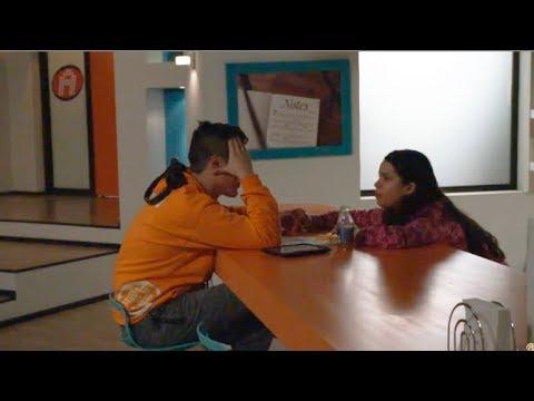 SILVIA habla con Fernando tras terminar con su novia - La Academia 2018