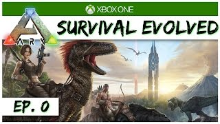ark survival evolved ps4 how to get player
