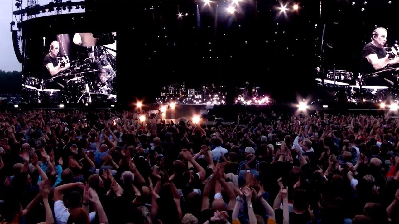 "Bon Jovi - ""Runaway""のライブ映像を公開 「2019 This House Is Not For Sale Tour」Sonderborg (Denmark)公演から thm Music info Clip"