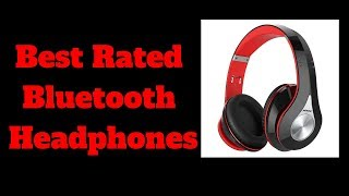 Best Rated Bluetooth Headphones-Mpow 059 Over Ear Bluetooth Headphones