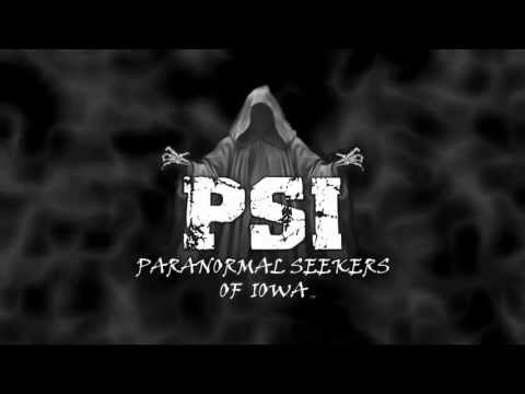 Points of Interest: Paranormal Seekers of Iowa 1