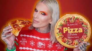 PIZZA EYESHADOW PALETTE... Is It Jeffree Star Approved??
