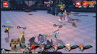 Trải nghiệm Harbingers – Infinity War bản tiếng Việt: Chất chơi như Âm Dương Sư Mobile