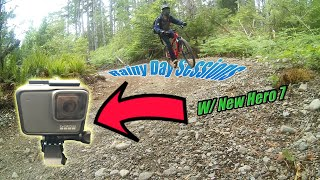 Rainy Day Adventures W/ The New GoPro 7!