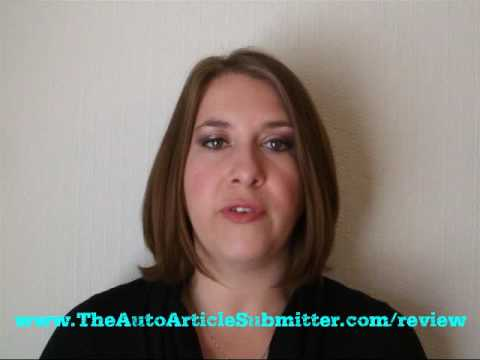 0 Automatic Article Submitter Review video