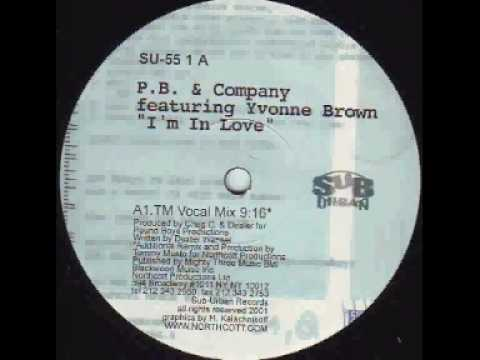 PB&Company - I'm In Love (Tommy Musto Vocal Mix)