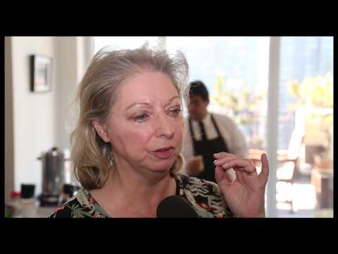 Author Hilary Mantel & the Cast on the Epic