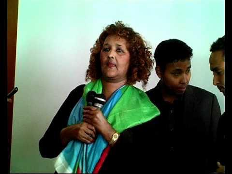 SAADO ALI  ( SOMALI  SONG  )  OGADEN SWEDEN -  IFTINFF
