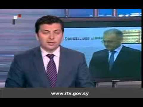 Syria  News for Saturday May 18, 2013