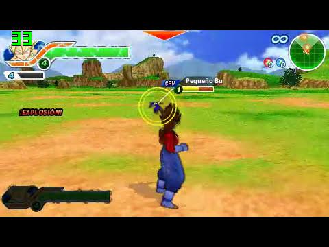 Dragon Ball GT: Tenkaichi Tag Team....Game Play .....Descarga Juego Putlocker