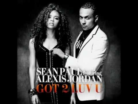 Alexis Jordan Ft. Sean Paul - Got To Love You Hq video