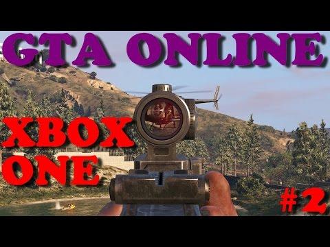 GTA ONLINE XBOX ONE PT-BR #2 - A Vida em 1ª Pessoa