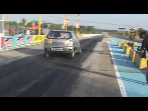 The Valley Dragway | El Poder de los 4 Cilindros [02/06/12] Parte 1