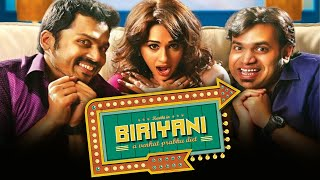 Tamil Latest Superhit Movie - Biriyani - Full Movie | Karthi | Hansika Motwani | Premgi Amaren