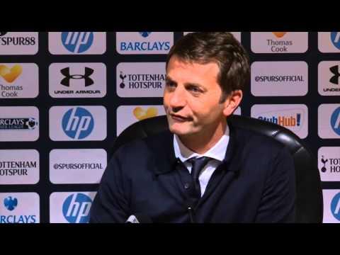 Tim Sherwood: Spekulationen gibt es immer | Tottenham Hotspur - AFC Sunderland 5:1
