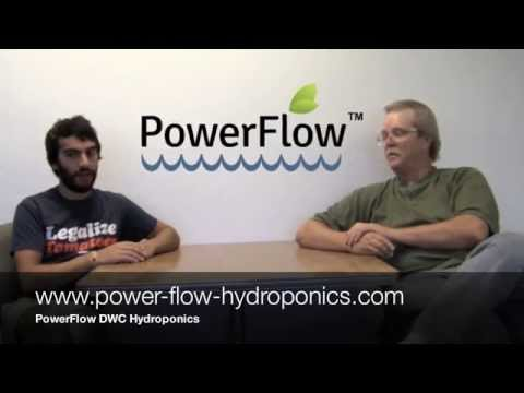 Powerflow Hydroponics Dwc No Chiller Hydroponic System First Look