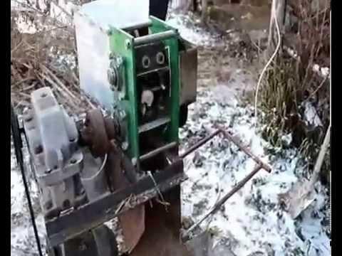 Оборудование для изготовления топливных брикетов своими руками