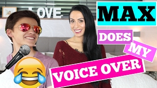 MAX DOES MY VOICE OVER I ROSELLA MIA