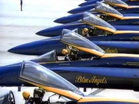 Blue Angels  Jet history