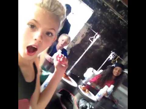 Jordyn Jones And Carson Lueders Carson Lueders And Jordyn