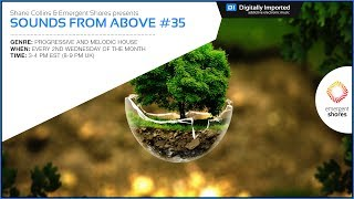 ♫ Best of Progressive House Sessions ♫ - Sounds from Above#35 on DI.FM Progressive